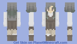 earthly Minecraft Skin