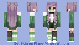 now every day is summertime, los angeles if you'll be mine // reshade contest Minecraft Skin