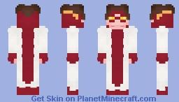 Bart Allen | Impulse |  DC Minecraft Skin