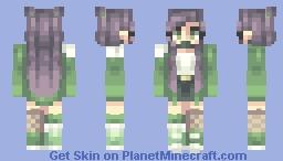 ♥L3Δ♥ ~ Clairvoyance (Entry) Minecraft Skin