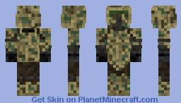 Kashyyyk Clone Trooper STAR WARS MASTERPIECE EDITION Minecraft