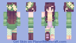 Born To Run || Contest Entry Minecraft Skin
