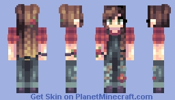 Twighlight Garden ~ Ambience contest entry Minecraft Skin
