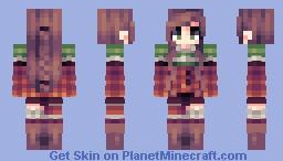 What A Mixture Minecraft Skin