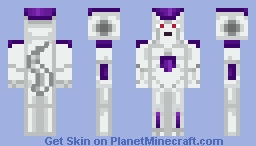 Frieza (Halo) (Tournament of Power) Minecraft Skin