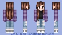 Lulu♡ Minecraft Skin