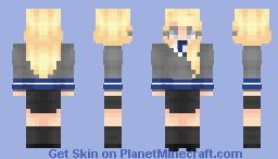 Luna Lovegood Harry Potter Minecraft Skin