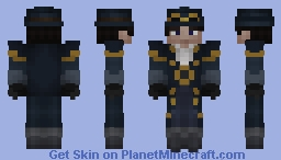 My Necromancer : Warspear Minecraft Skin