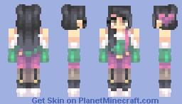 ♥L3Δ♥ ~ No wave (Entry) Minecraft Skin