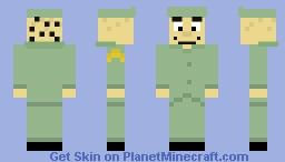 Private Meekly Minecraft Skin