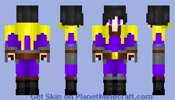 Fields ~ The Imperial Guard ~ StrawberryFields Minecraft Skin