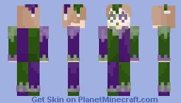 im inspired again have jester Minecraft Skin