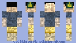 Have no face Minecraft Skin