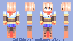 ♥мαηgℓє∂♥ Nyeh Heh Heh - Should I do an Undertale Series? Minecraft Skin