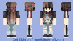 basics // contest entry Minecraft Skin