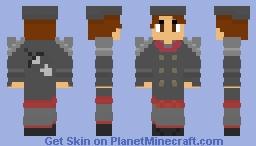 Her Last Letter ~ 𝕄𝕪𝕤𝕥𝕚𝕔𝕄𝕒𝕣𝕚𝕟𝕖𝕠𝕟 ~ Artsy's Skin Comp Minecraft Skin
