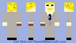 Ray Gillette Minecraft Skin