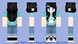 Ebony Minecraft Skin