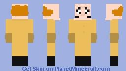 Professor Pat Pending Minecraft Skin