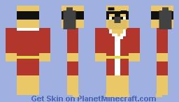 Hong Kong Phooey Minecraft Skin