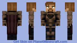 Kryptonian | Man of Steel Minecraft Skin