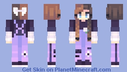 hostage Minecraft Skin