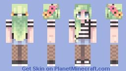 spring day . merry spring Minecraft Skin