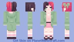 where did spring go Minecraft Skin