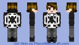 G1ZM0} Star Wars Hoodie Minecraft Skin