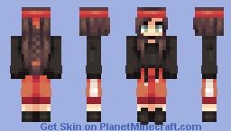 Deadroses Minecraft Skin