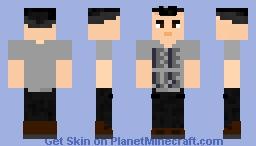 Alfredo Diaz Minecraft Skin