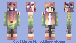 Careful chirren, that's a lot of sodium | Friend's request Minecraft Skin
