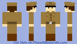 General of the Army Douglas MacArthur Minecraft