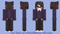 Nerdy Minecraft Skin