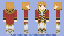 Eldigan [Fire Emblem: Genealogy of the Holy War] Minecraft Skin