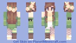 𝓛𝓾𝓬𝓴𝔂 | Reshade Contest Entry Minecraft Skin