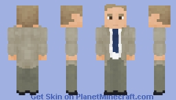 Everett K. Ross (Civil War) Minecraft