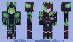 lmao guys look a raffle Minecraft Skin