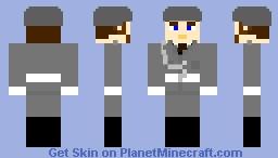 Nationale Volksarmee Guard Regiment Friedrich Engels Soldier, East Germany Minecraft