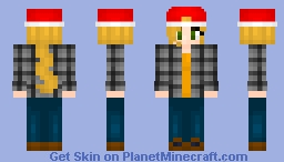 Random Person #12 - JaxSkins - Series 3 - Slim Minecraft