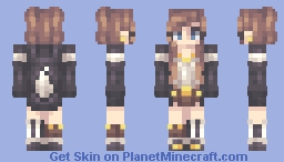 {Raffle} ♥L3Δ♥ ~ Jewels (Contest) Minecraft Skin