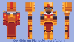 Legion Commander | Dota 2 Minecraft Skin
