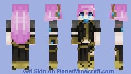 Megurine Luka | Vocaloid Minecraft Skin