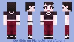 Self Skin - Spring 2018 [Rose Blossom] Minecraft Skin