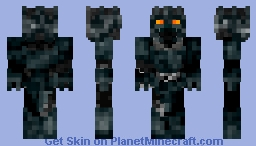 Morgoth (Y'all some mofukas to download and not diamond or fav!) Minecraft Skin