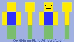 Roblox Noob Minecraft