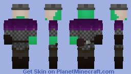 Royal Adylithian Army Archer Minecraft Skin
