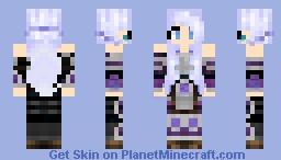 diana Minecraft Skin