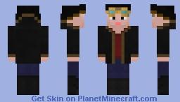 Scavenger Minecraft Skin