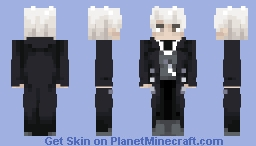 Grindelwald | Fantastic Beast and the Crimes of Grindelwald Minecraft Skin